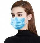 3 ply earloop ties type medical surgical nonwoven face mask